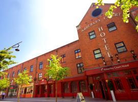 Abberley Court Hotel, Tallaght