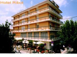 Hotel Ribot, Rimini