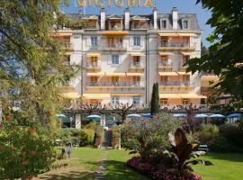 Hotel Victoria Glion, Montrė
