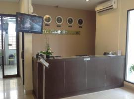 Grand Lubuk Raya Hotel, Medan