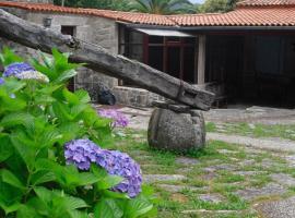 Pazo Larache, Santa Cristina de Cobres