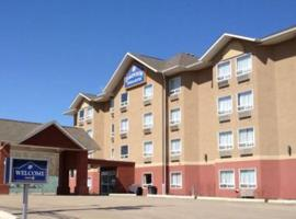 Lakeview Inn & Suites - Chetwynd, Chetwynd
