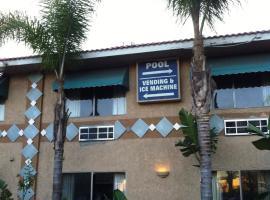 Civic Center Inn, Santa Ana