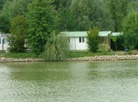 Chalet - Camping Le Plan D'eau, Damiatte