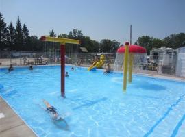 Rubber Ducky Resort and Campground, Warren