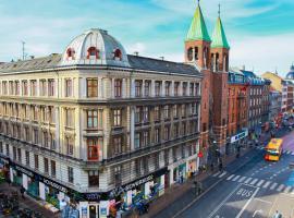 Hotel Nora Copenhagen, Copenhague