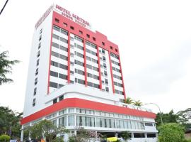 Hotel Sentral Johor Bahru, Johor Bahru