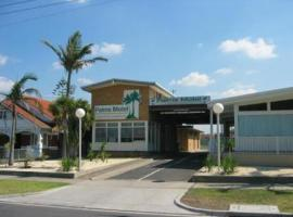 Palms Motel Footscray, Footscray