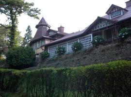 Royal Heritage Tripura Castle, Shillong