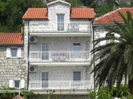 Villa Lipci, Donji Morinj
