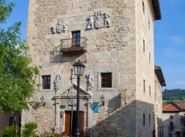 Hotel Torre de Artziniega, Arciniega