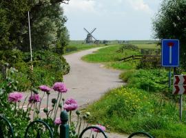 Pension Zonneweelde, Oosthuizen