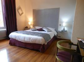Hotel de l'Ecu de France, Malesherbes