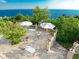 Vila Skocidjevojka, Petrovac na Moru