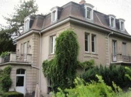 Peonia at home, Mulhouse
