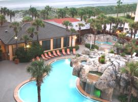 Hampton Inn Oceanfront Jacksonville Beach, Jacksonville Beach