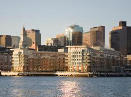 Battery Wharf Hotel, Boston Waterfront, Boston