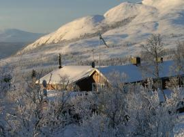 Buustamons Fjällgård, Åre