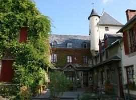 Castel Hotel 1904, Saint-Gervais-d'Auvergne