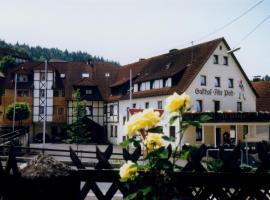 Gasthof Alte Post, Obertrubach
