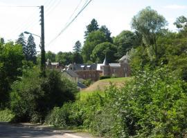 Chambres d'Hôtes Castel Des Cèdres, Saint-Honoré-les-Bains