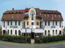 Hotel Orchidea, Balástya