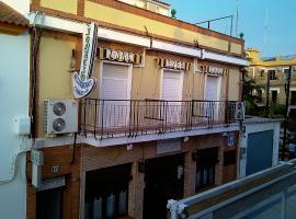 Pensión Ignacio, Aljaraque