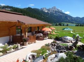 Almdorf Tirol, Haldensee