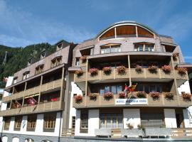 Hotel Viktoria Eden, Adelboden