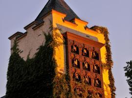 Breuer's Rüdesheimer Schloss, Rüdesheim am Rhein