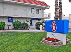 Motel 6 Phoenix Tempe - Broadway - ASU, Tempe