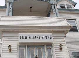 Leah Jane's Bed & Breakfast, Moncton