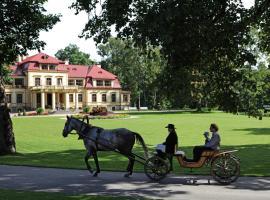 Dikli Palace hotel, Dikļi