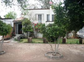 Villas de los Abuelos, Galindo