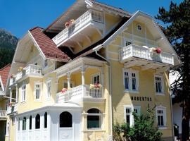 Hotel Garni Hubertus, Fulpmes