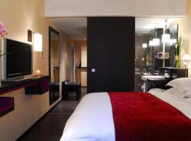 Eastwest Hôtel, Genebra