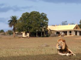 Gorah Elephant Camp, Addo
