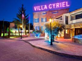 Villa Cyriel, Contes