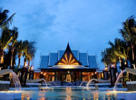 Natai Beach Resort and Spa, Natai Beach
