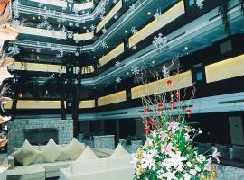 Shanghai Green Garden Hotel