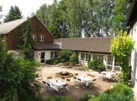 Land-gut-Hotel Zur Lochmühle, Penig