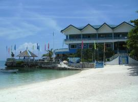 Blue Corals Beach Resort, Malapascua Island