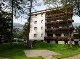 Miramonti Park Hotel, Bormio