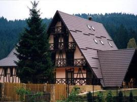 Pension Buchenland, Suceviţa