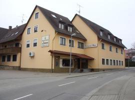 Gasthaus Zum Lamm, Tiengen