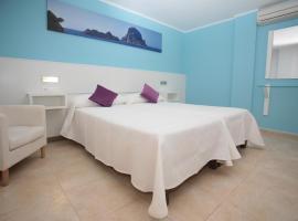Hostal Costa Blanca, Ibiza Town
