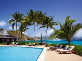 Peter Island Resort, Anderson