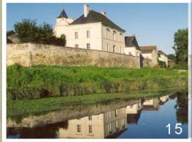 Domaine du Héron, Rivière