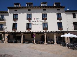 Hotel Nuevo Arlanza, Covarrubias
