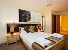 Staycity Serviced Apartments Arcadian Centre, Birmingham